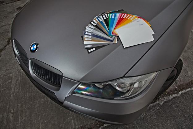 Fahrzeugfolierung_Folienfaecher_Farben